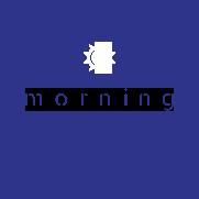 朝 守りのケア