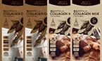 魔法のダイエット コラーゲンダーク2袋×コラーゲンミルク2袋定期セット