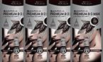 魔法のダイエット プレミアムビースリーミルク4袋定期セット